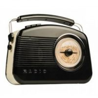 Retro Radio Bluetooth